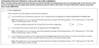 canada u0027s new spousal sponsorship forms process the good the bad