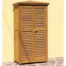 armadi in legno per esterni armadio mobile mobiletto da giardino in legno box porta attrezzi