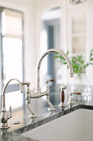 Waterworks Kitchen Faucets Kitchen Faucet Waterworks Easton Classic Two Bridge