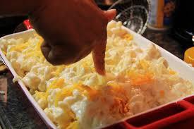 baked macaroni cheese version 1 carnaldish