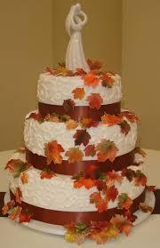 fall wedding cakes fall wedding cakes elite wedding looks