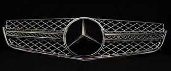 mercedes grill w207 e class coupe amg grill
