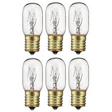 whirlpool microwave light bulb replacement pyramid bulbs 58193 6 pack 40 watts microwave replacement bulb for