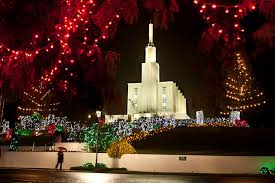 temple lights around the world lds living