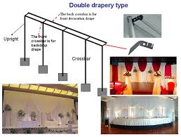 wedding backdrop kits sale 19 best images about backdrops on wedding pipe and