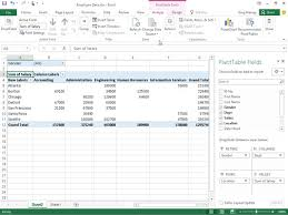 pivot table excel 2016 how to create pivot tables manually in excel 2016 dummies