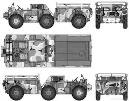 army jeep drawing gama goat vietnam war 6x6 revivaler