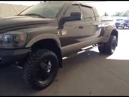 dodge ram mega cab dually for sale custom lifted dual 2008 dodge ram 3500 4wd mega cab laramie for