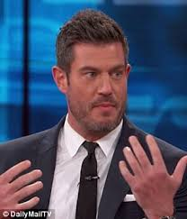 jesse palmer new haircut dailymail tv s jesse palmer appears on dr phil daily mail online