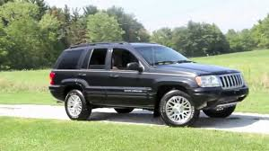 gray jeep grand cherokee 2004 2004 jeep grand cherokee limited golden rule tallmadge ohio youtube