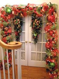 deco poly mesh decorating ideas christmas tree