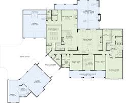 monster floor plans house design porte cochere architectural floor plans split