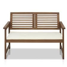 modern outdoor benches allmodern