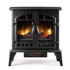 Electric Space Heater Fireplace by Top 5 Best Free Standing Electric Fireplace Reviews 2016