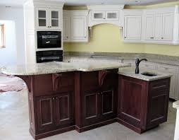custom painted kitchen cabinets finewood structures