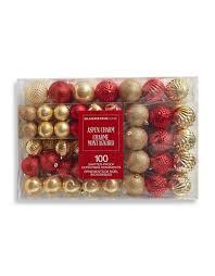 aspen charm 100 ornament set hudson s bay