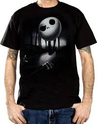 nightmare before t shirt