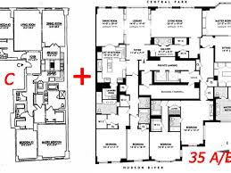 Park Central Floor Plan For 95m Someone Can Buy Most Of The Top Floor Of 15cpw Curbed Ny