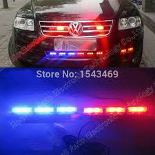 blue light on car 2 9 led yellow blue red green white led waterproof truck car