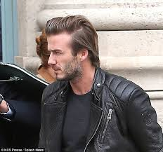 what hair producr does beckham use epic styling guide for slicked back hair how to pictures and