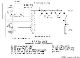various schematics and diagrams
