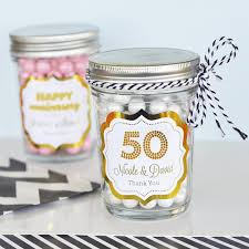 anniversary party favors items similar to golden anniversary 50th anniversary ideas