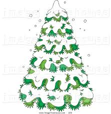 snow covered tree clipart 48