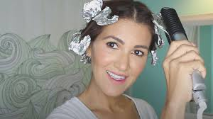 want curls that last try foil today com