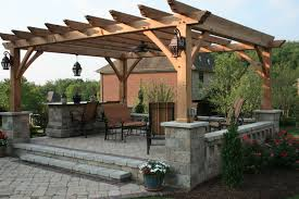 outdoor patio covers pergolas home outdoor decoration