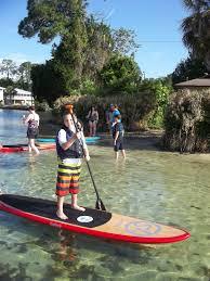 Three Sisters Springs Map Crystal River Paddleboard And Kayak Rentals