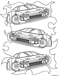 coloring pages free printable race car coloring pages for kids