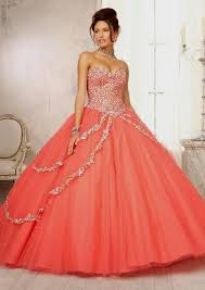 coral quince dresses coral quinceanera dresses naf dresses