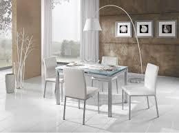 tavoli da sala da pranzo moderni tavoli da sala da pranzo allungabili tavoli di cristallo moderni