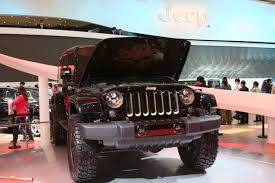 Jeep Wrangler Dragon At Beijing Motor Show 北京国际汽车展览会