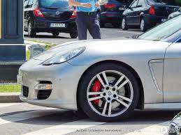 2007 Porsche Panamera Porsche Panamera Turbo 8 December 2016 Autogespot