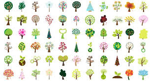 graphics for simple tree vector graphics www graphicsbuzz