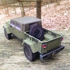 jeep truck 2 door jeep crew chief 715 concept papercruiser com