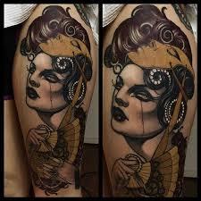 instagram tattoo artist london 10 neo traditional tattoo artists to follow on instagram tattoodo