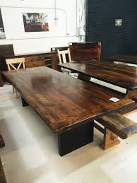 Wood Tables For Sale Reclaimed Wood Showroom Tables For Sale Blog