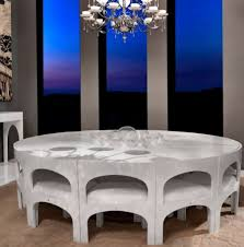 Round Dining Room Tables For 10 by Dining Room Round Dining Table Modern Dining Room Kitchen Tables