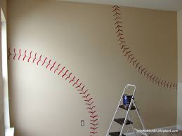 16 baseball seams wall decal size small 30quot x 31quot baseball thread images frompo 1