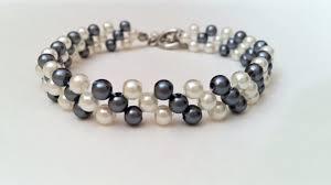 easy beading pattern for beginners mother u0027s day diy bracelet