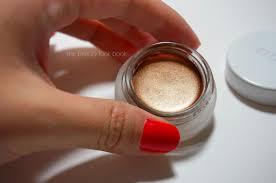 rms solar cream eye shadow the beauty look book
