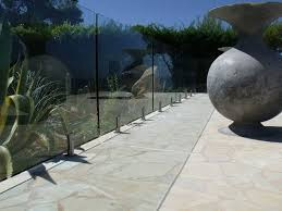 Glass Patio Fencing Glass Windbreaks And Pool Fences
