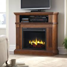 electric fireplace tv stand amazon lowes corner suzannawinter com