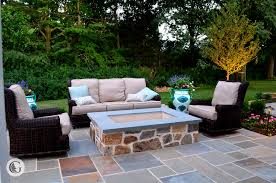 outdoor living spaces greenroots landscaping kennett square pa