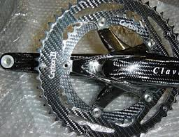 titanium chain rings images Carbon transmissions roues artisanales jpg