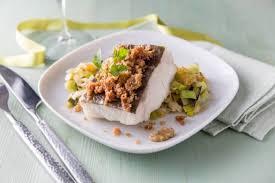 cuisiner chou chinois recette de cabillaud mariné au soja chou chinois facile et rapide