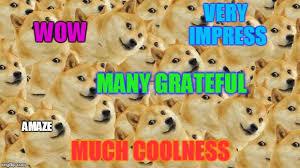Doge Meme Font - multi doge meme imgflip