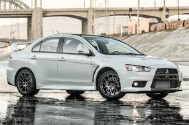 2018 mitsubishi lancer evolution review trims specs and price